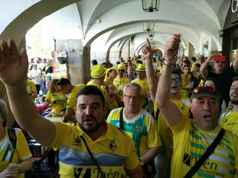El Jaén FS oposita a rey del fútbol sala