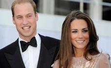 Sale a la luz la primera foto del príncipe Luis, hijo de Kate y Guillermo
