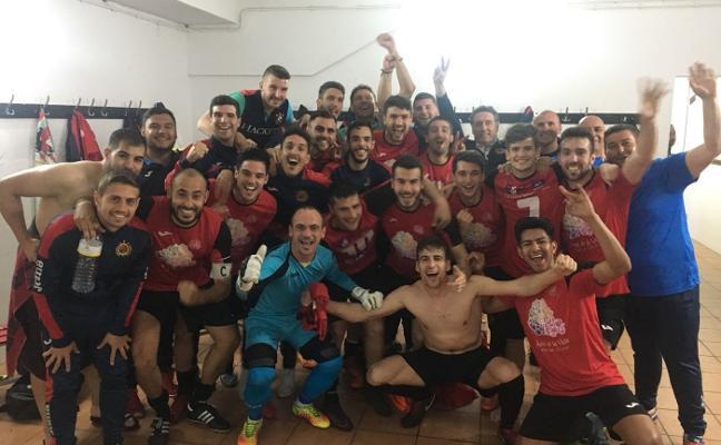 El Huércal Overa seguirá en Tercera y se une a las 'alegrías' del Almería B y At. Pulpileño