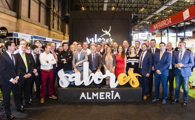 Los productos de Almería, epicentro del Salón de Gourmets con Bisbal y Pepe Rodríguez