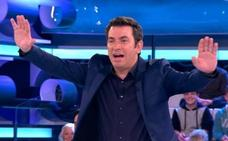 Locura total en Ahora Caigo con Arturo Valls y una joven concursante: «Se la ha liado»