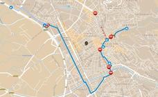 Este sábado sale la Hermandad del Rocío por Granada: itinerario, horario y cortes de tráfico