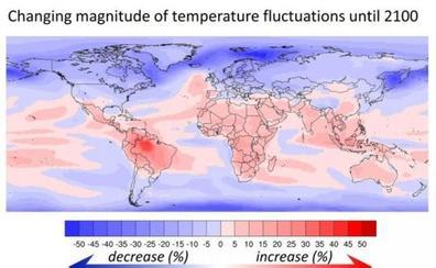 El cambio climático será más dañino en países pobres