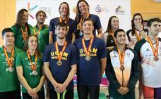 La medallista olímpica Mireia Belmonte lidera al UCAM en el Campeonato de España Universitario