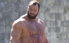 Los secretos del hombre más fuerte del mundo: así entrena 'La Montaña' de 'Juego de Tronos'