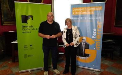 Eduardo Mendoza lidera el programa de homenaje al ganador del premio Lorca, Pere Gimferrer