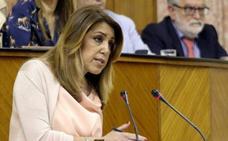 Susana Díaz anuncia 500 nuevas plazas de profesorado de Primaria para el próximo curso