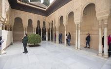 El PP lamenta el «daño irreparable» a la Alhambra y el PSOE ve «excesiva» la actuación policial