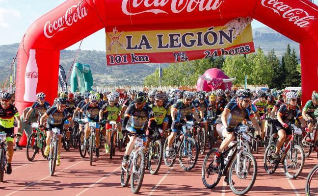 Arrancan los 101 kilómetros de La Legión en Ronda