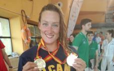 Pleno de Mireia Belmonte en el CEU de Natación, con diez oros y seis plusmarcas