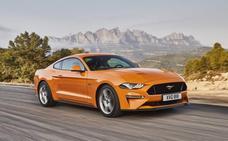 Ford Mustang, el deportivo más vendido en el mundo