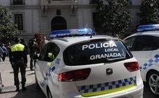 El vándalo en silla de ruedas vuelve a actuar en Granada