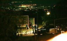 Las imágenes del campo de tiro de Las Gabias tras la muerte de dos jóvenes