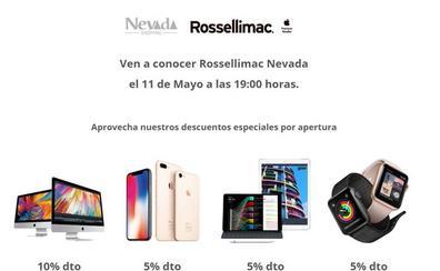 Apple abre hoy su primera tienda en el Nevada con regalos y descuentos a los primeros clientes