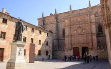 Fallece una chica de Estados Unidos en Salamanca tras encontrarla inconsciente en plena calle