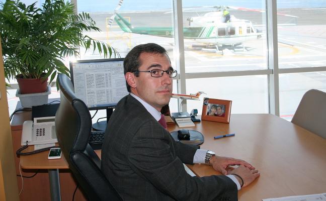 El nuevo 'piloto' del aeropuerto de Granada