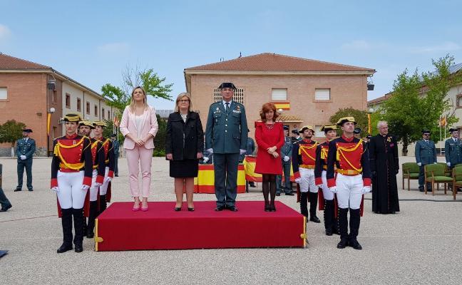 La Guardia Civil celebra su 174 aniversario en la Academia