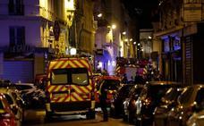 Un hombre armado con un cuchillo mata a una persona y hiere a otras cuatro en París