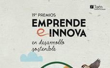 La Diputación de Jaén convoca los XIX Premios Emprende e Innova en Desarrollo Sostenible dotados con 18.000 euros