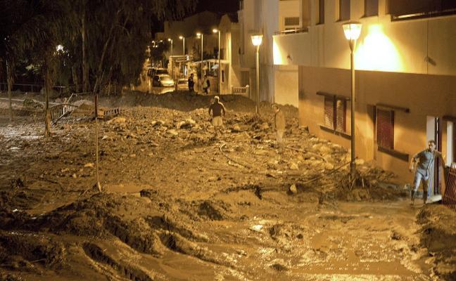 El Supremo rechaza que la Junta pague a afectados por una riada en Calahonda