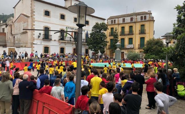 Arrancan los actos de las fiestas de Pascuamayo 2018 en Santisteban del Puerto