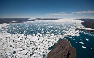 El deshielo preocupa más que nunca en Groenlandia