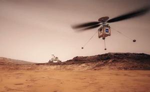 La nueva y original idea de la NASA en Marte