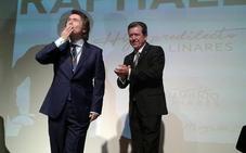 Raphael: «Qué bonito es volver a Linares»