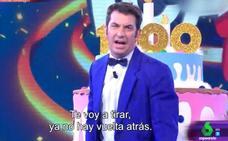 «Es un fuera de serie»: Zapeando revoluciona al público con Arturo Valls y su versión de 'Lo Malo'