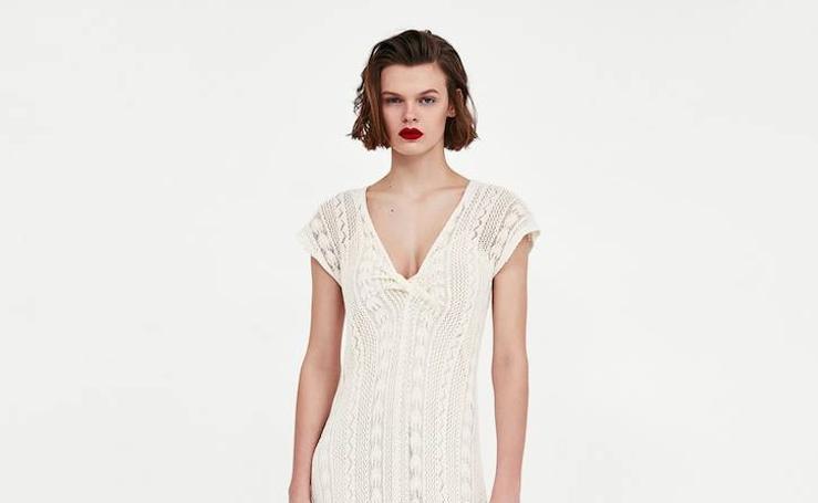 5 vestidos ibicencos de Zara que van a arrasar este verano