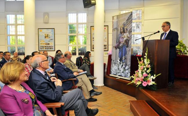 Juan Marín pregona a María Auxiliadora en el II Pregón de las Glorias