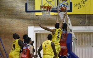 Alicante y Canoe encarrilan su pase a la final de los 'play offs'