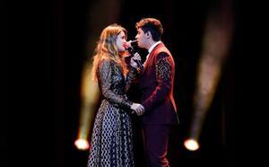 «Amaia y yo tenemos que darnos un tiempo...», las declaraciones de Alfred tras Eurovisión