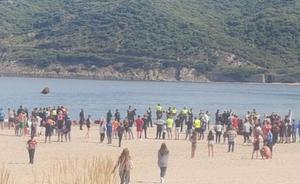 La muerte del niño arrollado por una embarcación en Algeciras, ¿accidente o ajuste de cuentas?