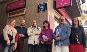 No hay calles para las mujeres en Jaén