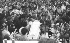 El juez archiva la investigación por el enfrentamiento entre el padre de la niña de Huétor Santillán y el hombre que la asesinó en 1985