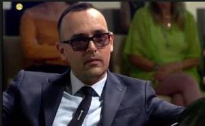 18 heridos al desplomarse una grada del 'Chester' en plena entrevista de Risto Mejide a Iniesta