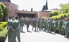 Dolor en el entierro del legionario granadino fallecido en Alicante