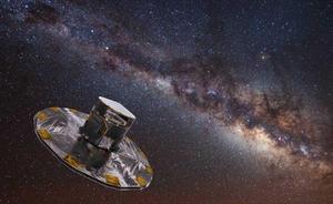 Los didácticos avances de la misión espacial Gaia