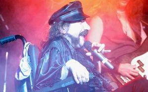 Fallece 'Carromato', un histórico del rock granadino
