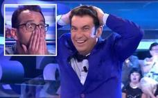 El «imperdonable» error de un concursante de ¡Ahora Caigo! que dejó helado a Arturo Valls y el público