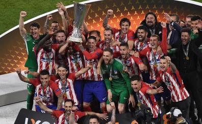 El Atlético, un grande de Europa