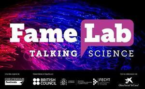 Dos investigadores de la UGR participan en la final española de Famelab 2018, el mayor concurso internacional de monólogos científicos