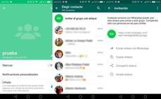 El aplaudido cambio de Whatsapp para los grupos: no sin tu permiso