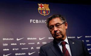 Bartomeu: «Valverde ha cumplido sobradamente con las expectativas»