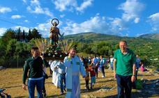 Lanjarón celebra la fiesta de San Isidro Labrador