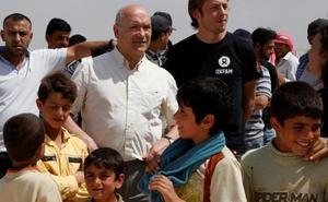 El director de Oxfam en el Reino Unido dimitirá tras el escándalo de Haití