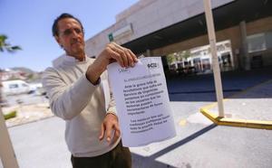 Los médicos de Urgencias de Motril advierten de que podrían tener que derivar pacientes a Granada