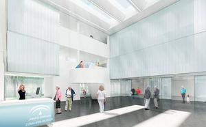 Acciona-Tejera realizará las obras de conexión entre los hospitales Torrecárdenas y el Materno Infantil