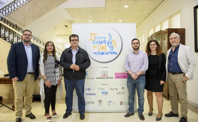 En Clave de Sol, la fiesta del bolero y la música latina, el 2 de junio en Almería